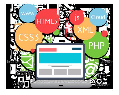 Создание сайтов — это наша работа